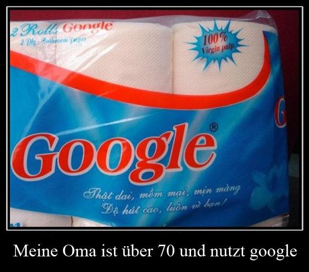 meine-oma-nutzt-google