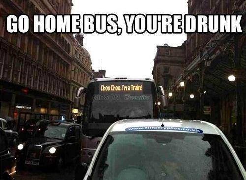 lustiger bus